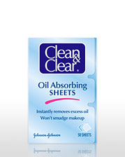 Beauty_Feature_Product  oil_absorbing_sheets Clean and Clear Oil Absorbing Sheets