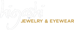 Higashi Jewelry and Eyewear Harrisburg Jewelry Logo Higashi, Jewelry and Eyewear in Harrisburg PA