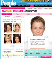People Style Watch for DressDibs People Style Watch Instant Makeover