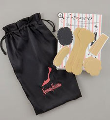 Shoe Petals Featured Product for DressDibs Stiletto Relief from Foot Petals!!